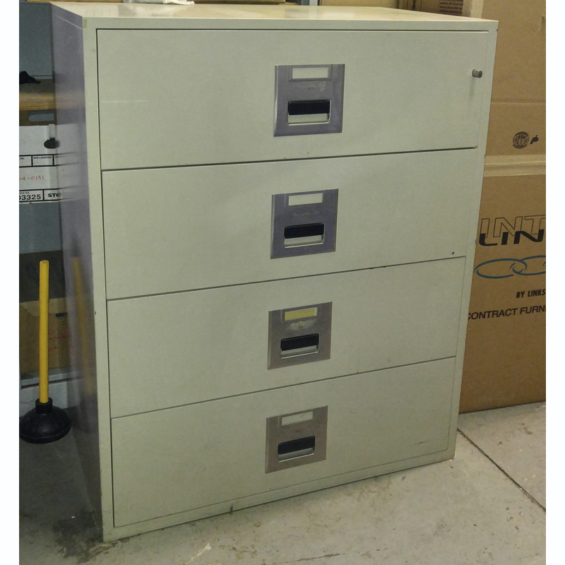 Used Fireproof Filing Cabinet & Used Office Storage Used Filing Cabinets Toronto Office Furniture ...